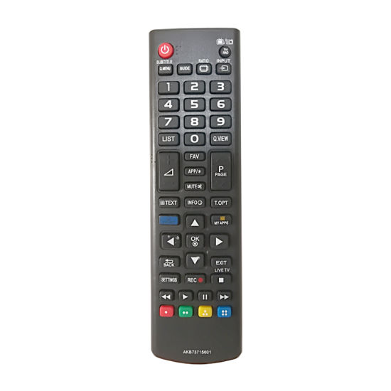 High Quality Remote Control for TV (RD17092603)