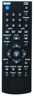Easy Remote Control for TV (AKB33659510)