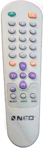 High Quality Remote Control for TV (NEO-1400)