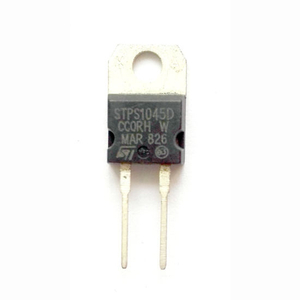 Stock IC and Transistor for PCB (STPS1045D)
