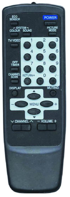 RM-C364 Remote Control for TV
