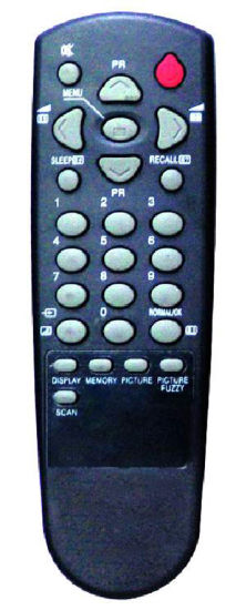 High Quality TV Remote Control (250CH)