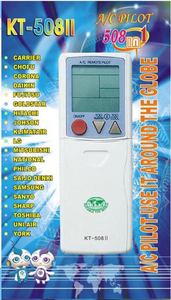 Universal Remote Control for Air Conditional (KT-508II)