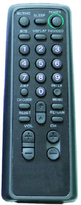 ABS Case Remote Control for TV (RM-Y145A)