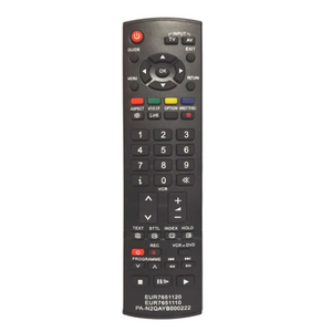 High Quality TV Remote Control (EUR7651120)