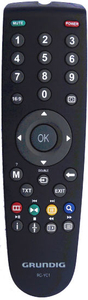 High Quality Remote Control for LCD TV (RD-7)