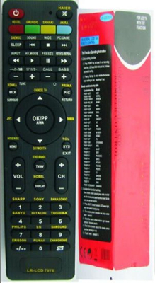 High Quality Remote Control for TV (RD-5)