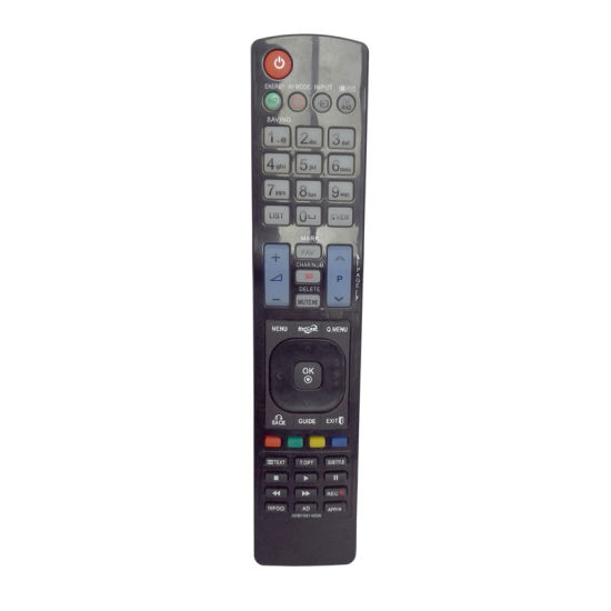 ABS Case Remote Control for TV (RD17032501)