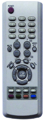 High Quality Remote Control for TV (AA59-00332A)