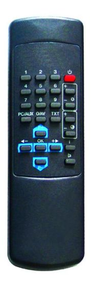 High Quality TV Remote Control (TP711)