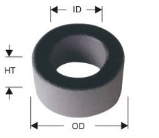 Toroidal Cores for Deal with EMC (-38 Material)