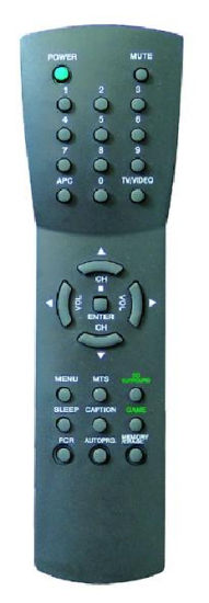 High Quality TV Remote Control (6710V00008W)