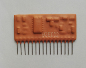 93e002 16pins IC for Digging Machine