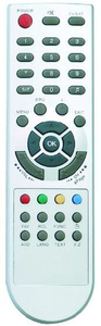 ABS Case Remote Control for TV