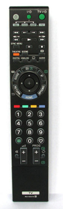 TV Remote Control with ABS Case (RM-ED019)