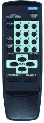 High Quality Case Remote Control for TV (RM-C360)