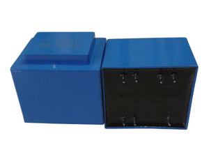 Encapsulated Transformer for Plower Supply (EI38-14 4.5VA)
